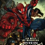 komiks avenging spider man tp friends beat up your friends